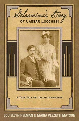 A great gift for a Yooper, relative, friend or historian. Gelsomina's Story of Caesar Lucchesi